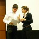 Cohérence des propos lors d'un coaching en prise de parole