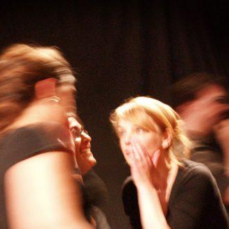 Cours pro de théâtre à Paris