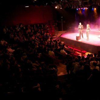 Improrock au théâtre de l'Européen