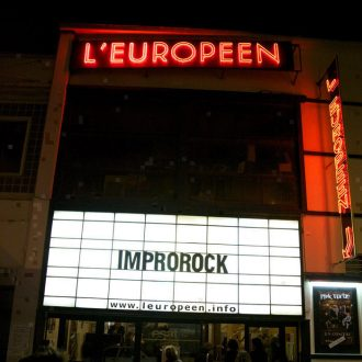Improrock à l'Européen !