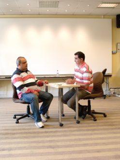 Prise de parole et coaching pour la préparation d'entretiens et d'oraux